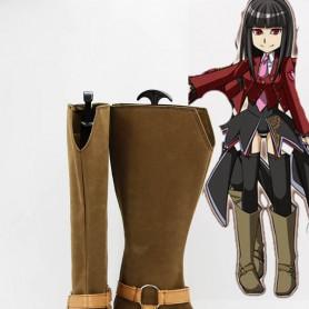 Umineko no Naku Koro ni The Seven Stakes of Purgatory Cosplay Boots