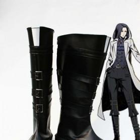 Unlight Doctor Walken Black Cosplay Boots