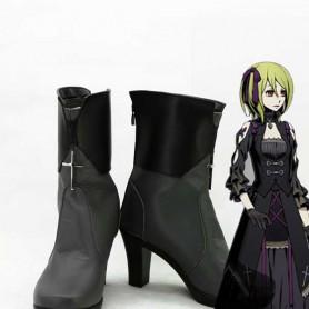 Unlight GrandGuignol Sheri Female Hight Heel Cosplay Boots