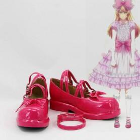 Uta no Prince-sama Kurusu Syo Female Style Cosplay Shoes