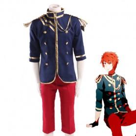 Uta no Prince-sama Otoya Ittoki Cosplay Costume Military Uniform
