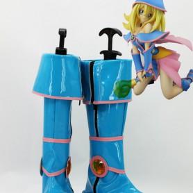 Yu-Gi-Oh! Cosplay Black Magician Girl Cosplay Boots