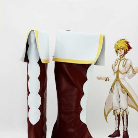 Yu-Gi-Oh! ZEXAL Quattro Cosplay Boots