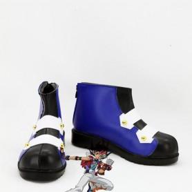 Yu-Gi-Oh! ZEXAL Yuma Tsukumo Cosplay Boots