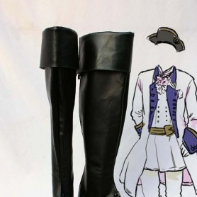 Axis Powers Hetalia Austria Cosplay Show Boots