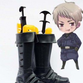 Axis Powers Hetalia Cosplay Cool Prussia Cosplay Boots