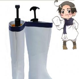 Axis Powers Hetalia Cosplay South Korea Cosplay Boots