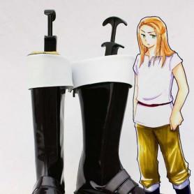 Axis Powers Hetalia Germanic Cosplay Show Boots
