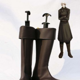 Axis Powers Hetalia Prussia Cosplay Show Boots