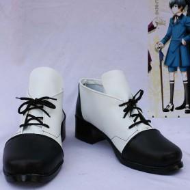 Black Butler Cosplay Ciel Cosplay Shoes