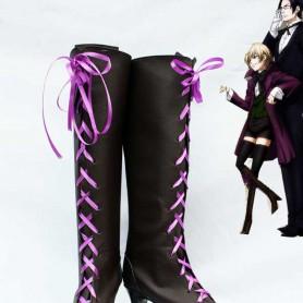 Black Butler II Alois Trancy Cosplay Boots
