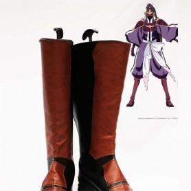 BLEACH Senbonzakura The Sword Cosplay Show Boots