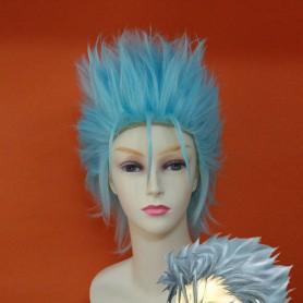 Bleach Grimmjow Jaggerjack Cosplay Wig