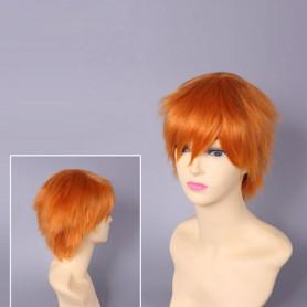 Bleach Kurosaki Ichigo Oranger Cosplay Wig