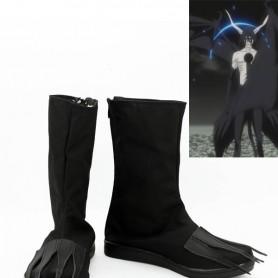 Bleach The Cuarta Espada Ulquiorra Cifer Black Cosplay Boots
