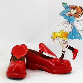 Cardcaptor Sakura Cosplay Sakura Kinomoto Cute Cosplay Shoes
