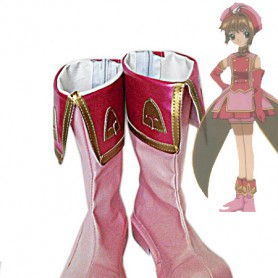 Cardcaptor Sakura Cosplay Sakura Kinomoto Cute Second Cosplay Boots