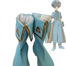 Cardcaptor Sakura Cosplay Syaoran Li First Cosopaly Show Boots