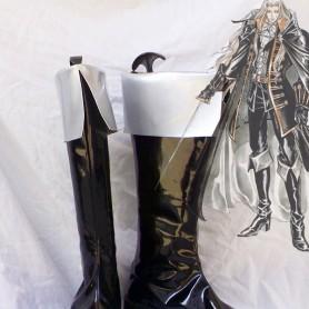 Castlevania Alucard Cosplay Boots