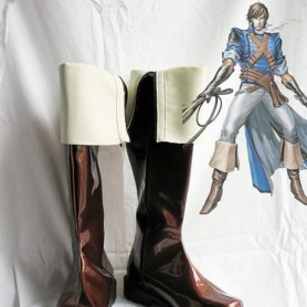 Castlevania Cosplay Richter Belmont Cosplay Show Boots