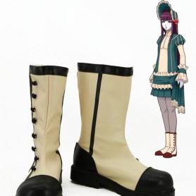 Castlevania: Portrait of Ruin Loretta Lecarde Cosplay Boots