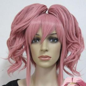 Code Geass Anya Alstreim Dark Red Cosplay Wig