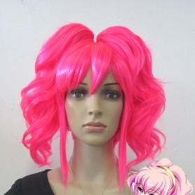 Code Geass Anya Alstreim Rose Red Cosplay Wig
