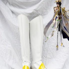 Code Geass Cosplay The Emperor/Lelouch Lamperouge Cosplay Boots