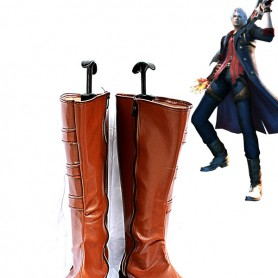Devil May Cry IV Cosplay Nero Cosplay Boots
