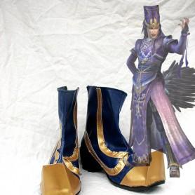 Dynasty Warriors Sima Yi Cosplay Boots