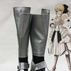 Fate Unlimited Codes Cosplay Saber Lily Cosplay Boots