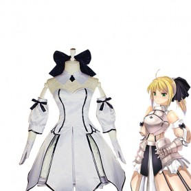 Fate Unlimited Codes Cosplay Saber Lily Cosplay Costume