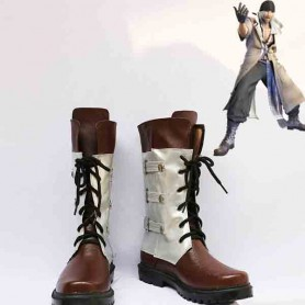 Cosplay Shoes Final Fantasy XIII Snow Villiers Cosplay Boots