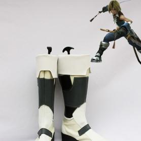 Dissidia Final Fantasy Gittern Cosplay Boots
