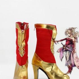 Dissidia Final Fantasy Terra Branford Cosplay Boots