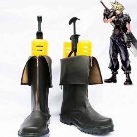 Dissidia Final Fantasy VII Cloud Cosplay Boots