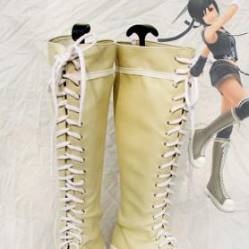 Final Fantasy 7 Cosplay Yuffie Kisaragi Cosplay Boots