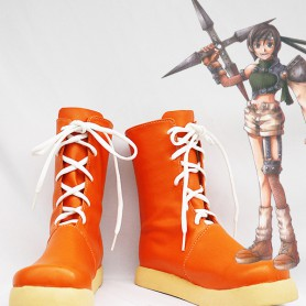 Final Fantasy 7 Yuffie Cosplay Boots