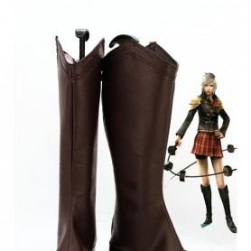 Final Fantasy Type-0 Cosplay Seven Cosplay Boots