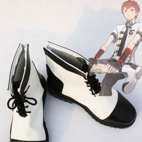 Final Fantasy Type-0 Eight Cosplay Boots