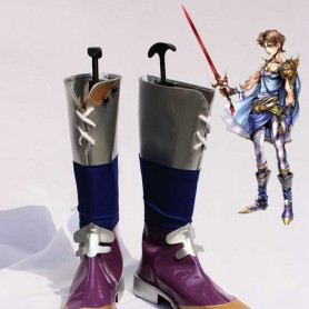 Final Fantasy V Cosplay Butz Show Boots
