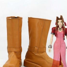 Final Fantasy VII Aerith Cosplay Boots