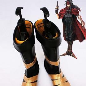 Final Fantasy VII Vincent Valentine Cosplay Show Boots