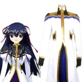 Galaxy Angel Chitose Karasuma Cosplay Costume