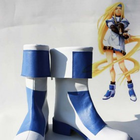 Guilty Gear Cosplay Millia Rage Boots