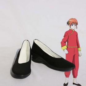 Silver Soul / Gin Tama Kagura Cosplay Show Shoes