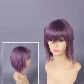 31cm Suzumiya Haruhi no Yuuutsu Yuki Nagato Cosplay Wig