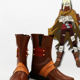 Gurren Lagann Cosplay Viral Cosplay Boots