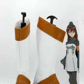 Gurren Lagann Kinon Bachika Cosplay Boots