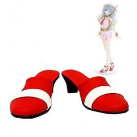 Gurren Lagann Nia Teppelin Cosplay Shoes